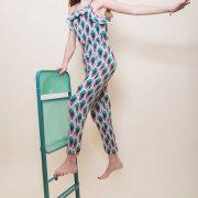 new design bleu clair - chaise pliante