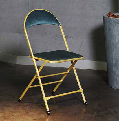 chaise pliante rondo