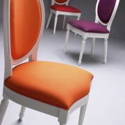 Chaises empilables Trianon