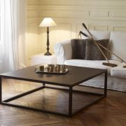 Table Madison marron