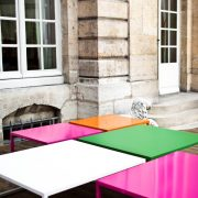 Table madison multicolor