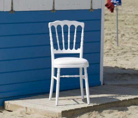 Napoléon 3, chaise empilable