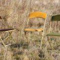 Chaisor Style, chaise pliante en différents coloris