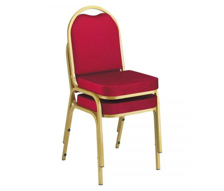 Victoria, chaise empilable