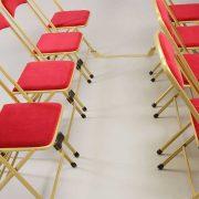 barre de sol pour rangée de chaise