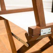 Modèle régisseur - chaise pliante en bois