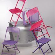 Chaisy aqua - chaise pliante