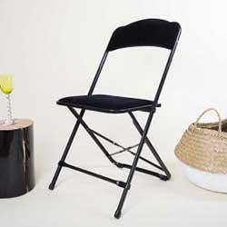 chaises pliantes chaisor